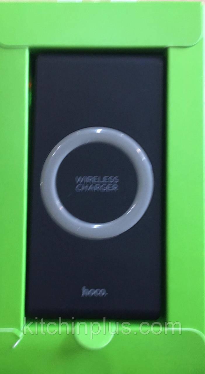 Внешний аккумулятор hoco  Wireleess  Power Bank 8000mAh