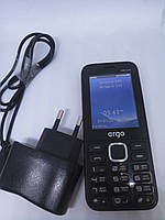 Телефон с мощной батареей Ergo F243 Swift 2.4'' 1800 mAh + DualSim + Bluetooth ГАРАНТИЯ!