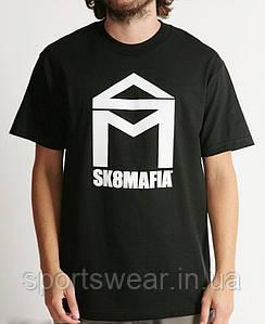 """Футболка  черная  Sk8Mafia House Logo """""""" ТОП Реплика """""""""""