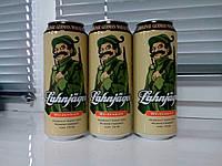 Пиво пшеничное Lahnjäger Weizenbier 5,3% 0,5л