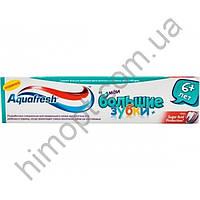 Зубная паста Aquafresh Мои большие зубки 6+ 50 мл