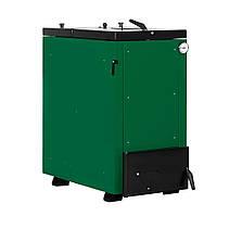 Шахтный твердотопливный котел длительного горения Макситерм 12 кВт, фото 2