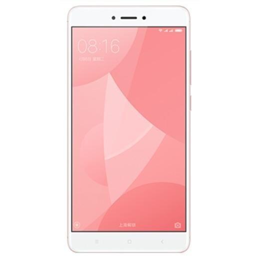 Смартфон Xiaomi Redmi Note 4X 3/16GB Pink Global Rom