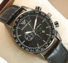 Наручные часы Armani Black Silver/Black SSB-112 Копия