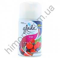 Сменный баллон к автоматическому освежителю воздуха Glade Сочные ягоды, 269 мл