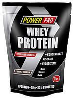 Сывороточный протеин Power Pro - Whey Protein (1000 грамм) vanilla-ice cream/ванильное мороженое