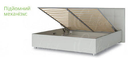 Кровать  Изабель (с подъем. механизмом), фото 2