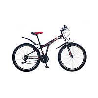 Велосипед горный (MTB), кросс-кантри, складной Formula Hummer New 26 2015 / рама 15 черный/красный