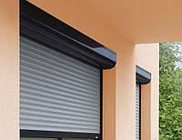 Защитные ролеты на окна и двери