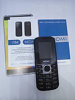Мобильный телефон Nomi i184 DualSim + Bluetooth + 500 мАч ГАРАНТИЯ!