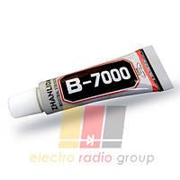 Клей-герметик B7000, для приклеивания тачскрина, дисплея, 25 мл