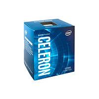 Процессор Intel Celeron (LGA1151) G3900, Box, 2x2,8 GHz, HD Graphic 510 (950 MHz), L3 2Mb, Skylake