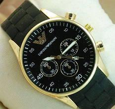 Наручные часы Armani Quartz Gold/Black SSB-1001-0095 Копия