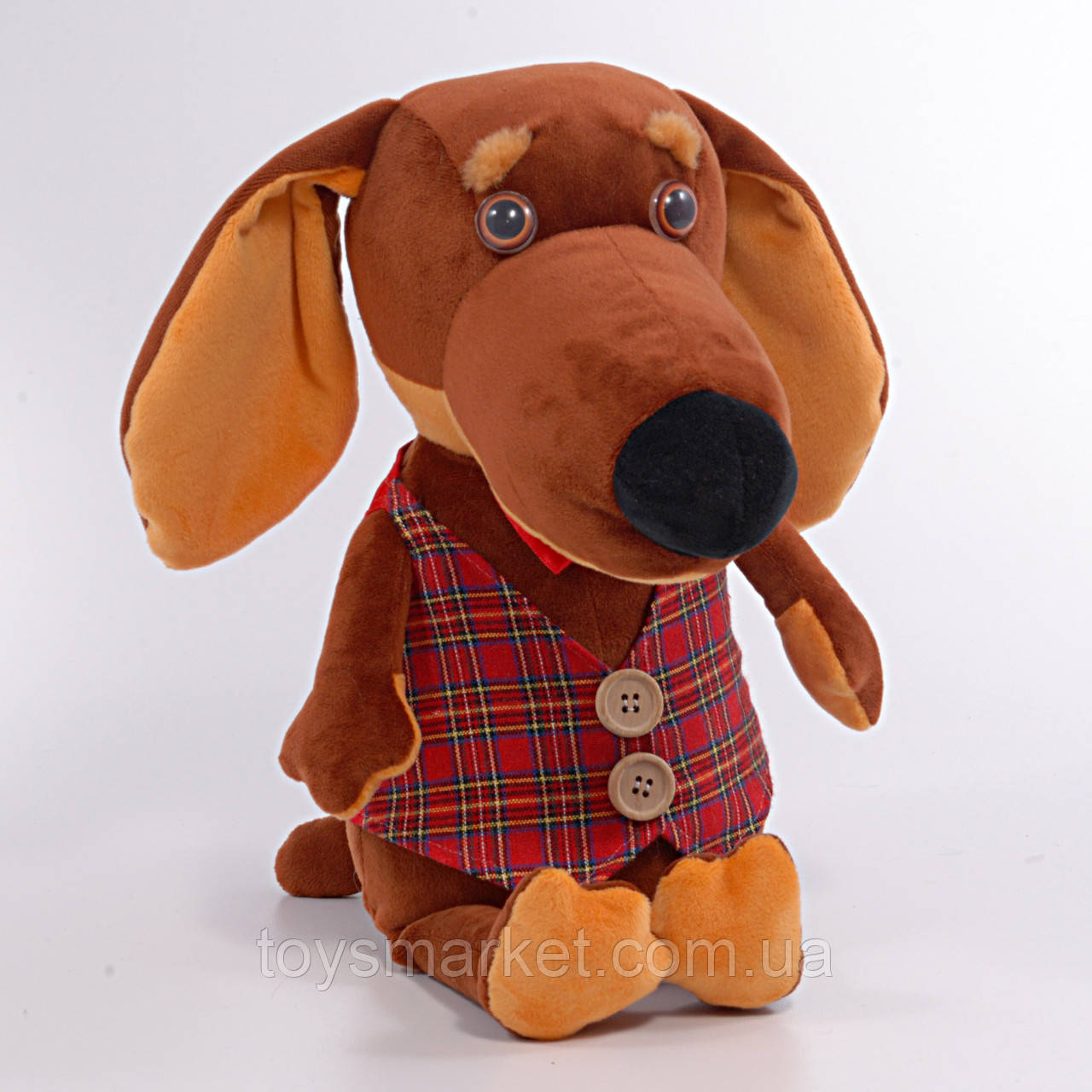 Детская мягкая игрушка собака Чарли