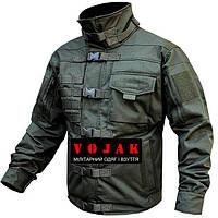 """Куртка тактическая """"SHTORM"""" OLIVE р.L 52-54"""