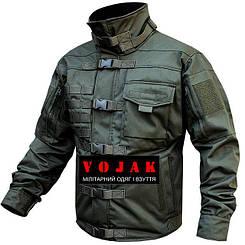 """Куртка тактическая """"SHTORM"""" OLIVE"""