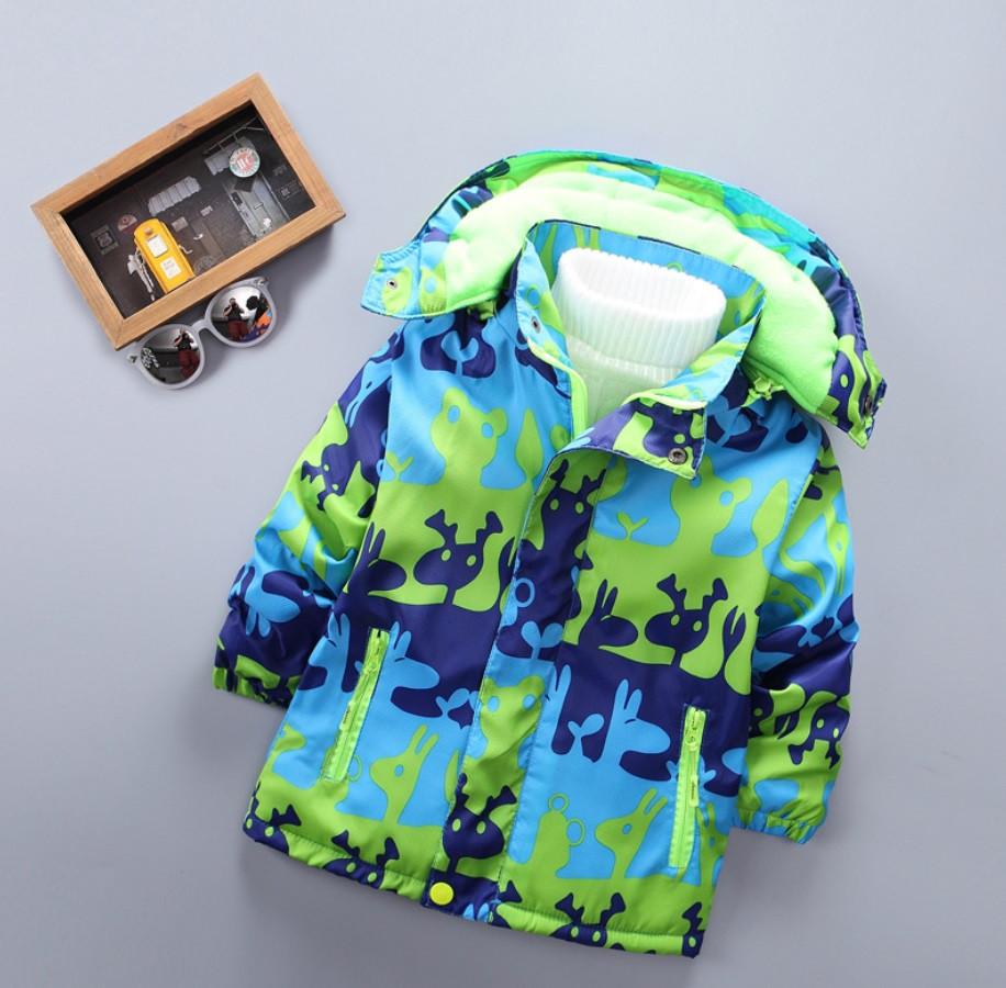 Куртка для мальчика водонепроницаемая