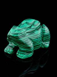Сувениры из натуральных камней, фигурки животных