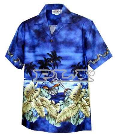 Поступление гавайских рубашек Pacific Legend