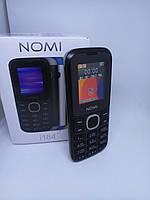 Кнопочный телефон Nomi i184 DualSim + Фонарик + Bluetooth + 500 мАч ГАРАНТИЯ!