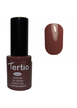 Гель-лак Tertio №70 шоколадный с розовым оттенком 10 мл