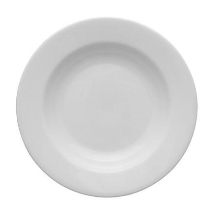 Тарелка фарфоровая глубокая 300 мл Lubiana Kaszub (220)