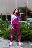 Женский спортивный костюм из трикотажа 2SP494, фото 1