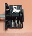 Переключатель пятипозиционный AC301B (AC3) / 16А / 250V / Т150 (контакты внутри 2+3)  JRGESON  Турция , фото 3