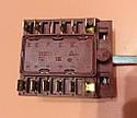 Переключатель пятипозиционный AC601A (AC6) / 16А / 250V / Т150 (контакты снаружи 6+7)  JRGESON  Турция , фото 5