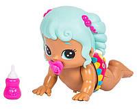 Інтерактивна лялька Moose Little Live  Bizzy Bubs Single Pack - Poppy .Оригінал