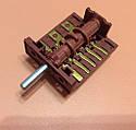 Переключатель пятипозиционный AC620A (AC6) / 16А / 250V / Т150 (контакты снаружи 6+6)  JRGESON  Турция, фото 5