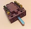 Переключатель пятипозиционный AC620A (AC6) / 16А / 250V / Т150 (контакты снаружи 6+6)  JRGESON  Турция, фото 7