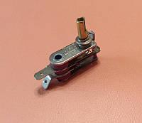 """Терморегулятор ZH-001B / 16А / 250V / клеммы-""""папы"""" (высота стержня h=15мм) для электроплит, обогревателей"""