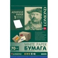 Самоклеящиеся бумага Lomond, неделенная, А4, 50л.