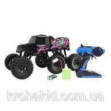 Машина на радиоуправлении  Rock Crawler - 26612B ( Pink ), фото 2