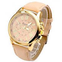 Geneva Женские часы Geneva Uno Gold