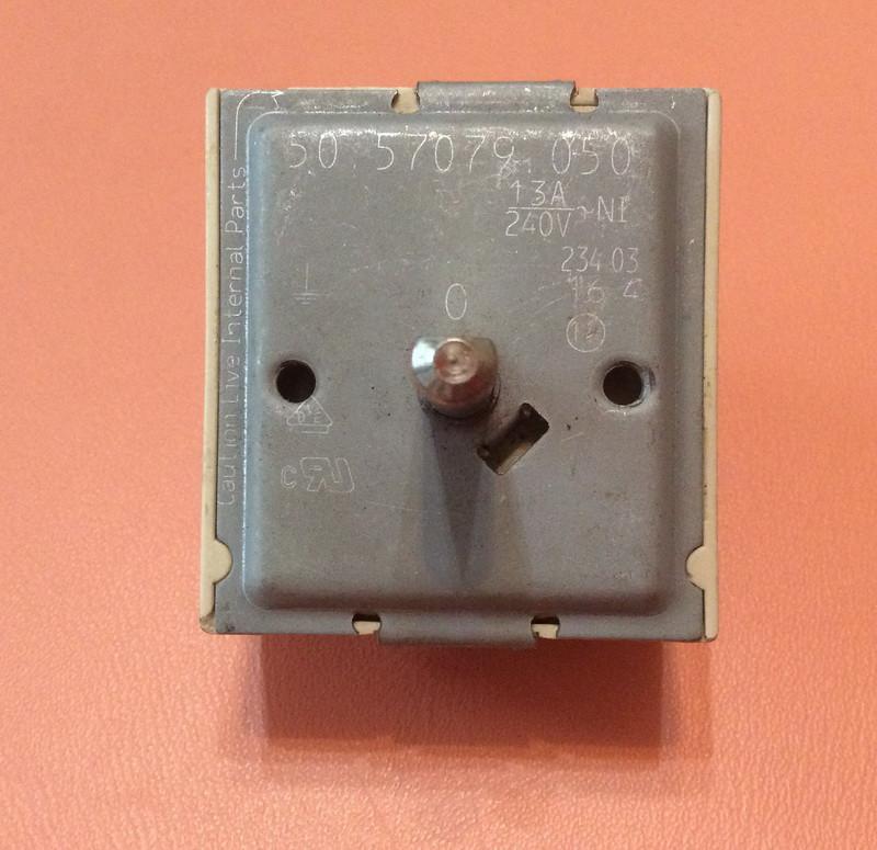 Переключатель мощности EGO - 50.57079.050 / 13А / 240V для стеклокерамических поверхностей    EGO, Германия
