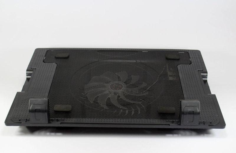 Подставка для ноутбука с охлаждением Ergo Stand 181/928 Черная