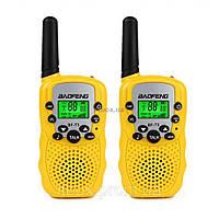 Рации Baofeng MiNi BF-T2 PMR446 Yellow