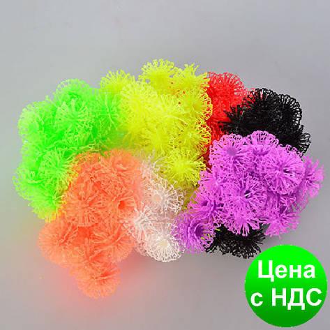 """Набір дитячої творчості """"Реп'ях-липучка"""" МК 0948 (200 шт.) мікс кольорів, в пакеті, фото 2"""