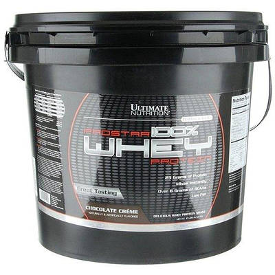 Протеин Ultimate Nutrition Prostar Whey 100% (4.5 kg)