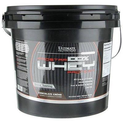 Протеин Ultimate Nutrition Prostar Whey 100% (4.5 kg)