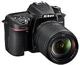 Зеркальный фотоаппарат Nikon D7500 kit 18-140mm VR Гарантия от производителя / на складе, фото 3