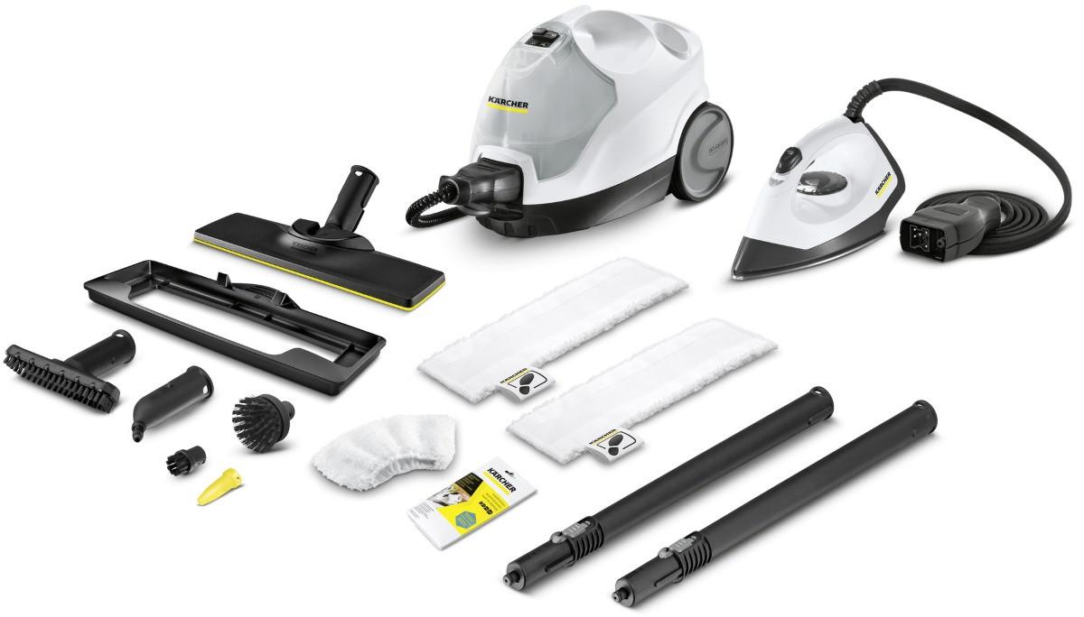 Пароочиститель Karcher SC 4 EasyFix Premium Iron Kit [Германия]