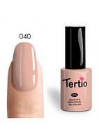 Гель-лак Tertio №40 бежево-розовый 10 мл