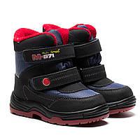 """Зимние термо ботинки """"Сказка"""" для мальчика, размер 22-26"""