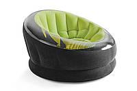 Кресло 112х109х69 см, EMPIRE CHAIR, Intex 68582NP (Зеленый)