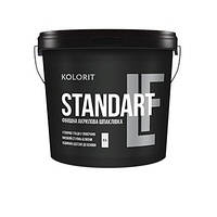 KOLORIT STANDART LF 8,5 л Финишная акриловая шпаклёвка