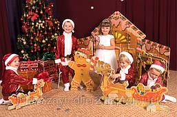 Комплект декораций Канун Рождества