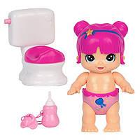 Інтерактивна лялька Moosе Little Live Bizzy Bubs Season Baby Playset - Clever Chloe .Оригінал